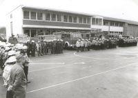 GemeinschaftsÃŒbung_an_Hauptschule_Oberbexbach_1983_II