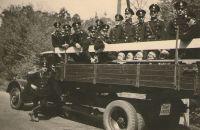 Oberbexbacher_FeuerwehrmÀnner_1930