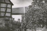 AngriffsÃŒbung_Dorfmitte_1957